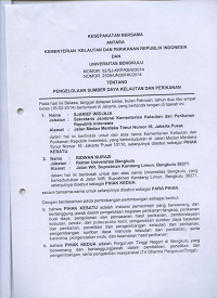MoU Kementrian Keluatan dan Perikanan RI_001